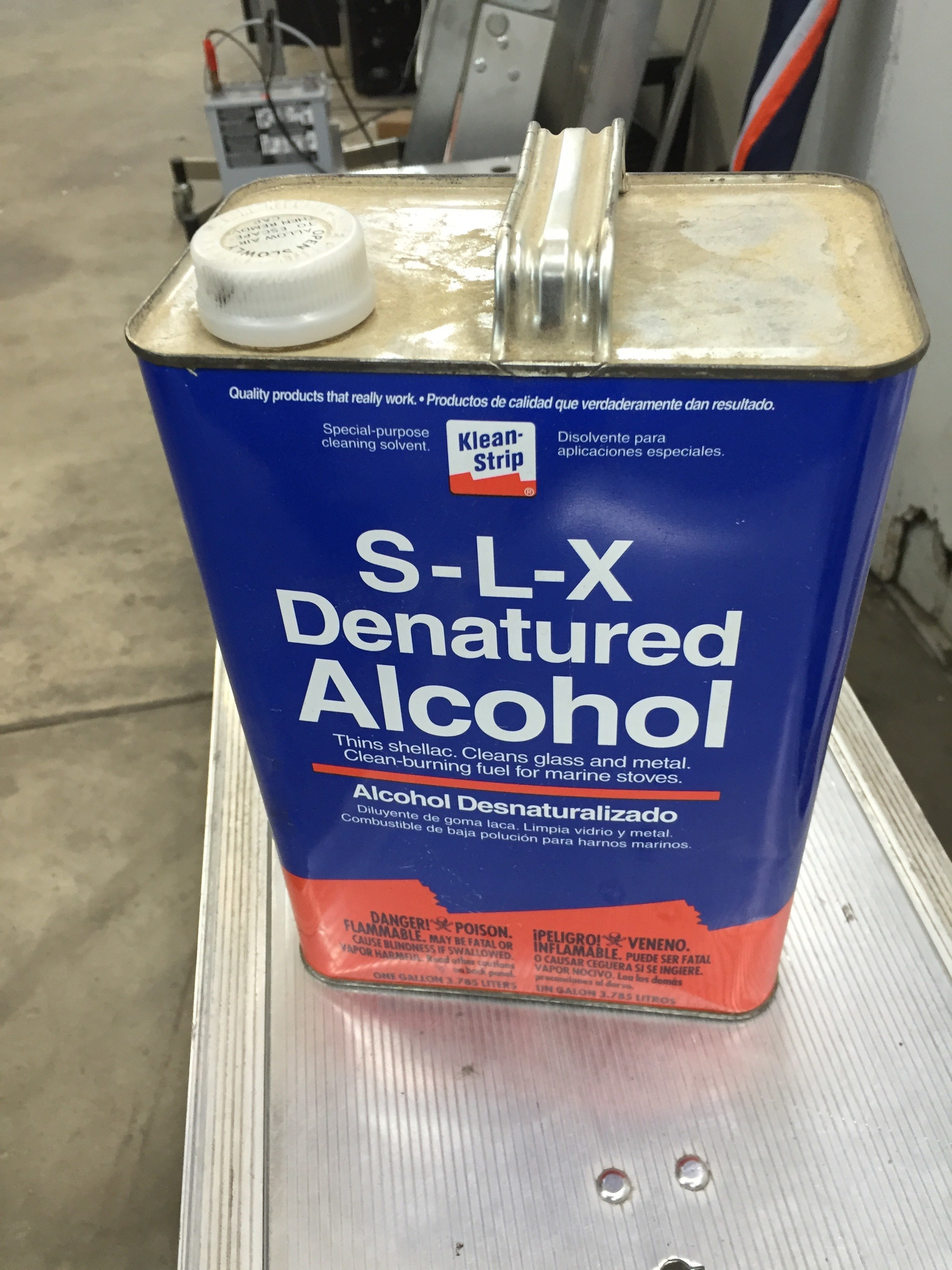 3 kinds of alcohol for glue pull dent repair, which one