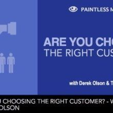 Are You choosing right PDR customers? - paintless mentor podcast