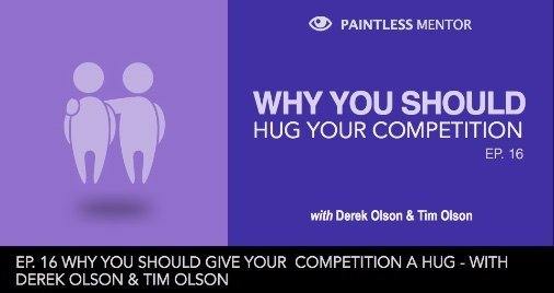 Hug your pdr competition - paintless mentor podcast ep16