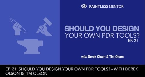 ep 21 Should You Design Your own PDR Tools?