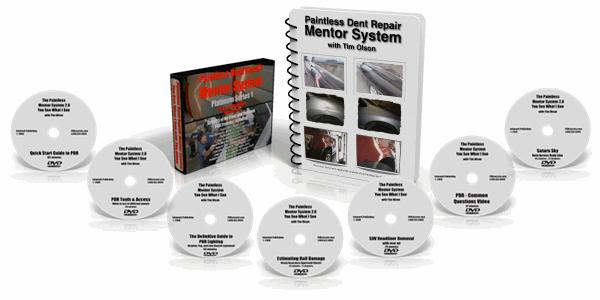 Paintless Mentor Online